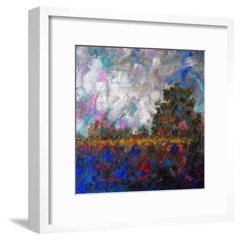 Landscape III-Joseph Marshal Foster-Framed Art Print