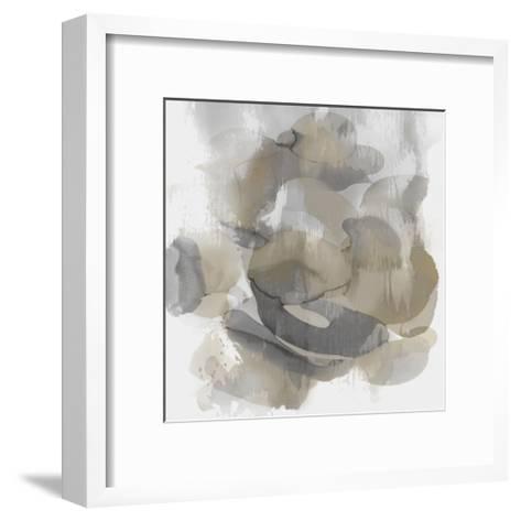 Neutral Flow II-Kristina Jett-Framed Art Print