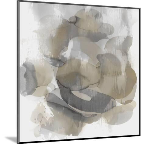 Neutral Flow II-Kristina Jett-Mounted Giclee Print