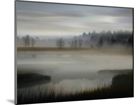 Early Morning-Madeline Clark-Mounted Giclee Print