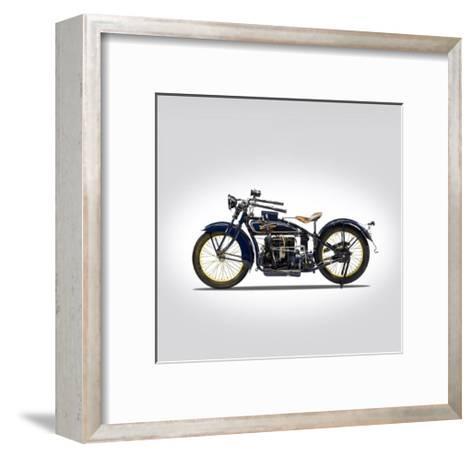 Henderson Four 1925-Mark Rogan-Framed Art Print