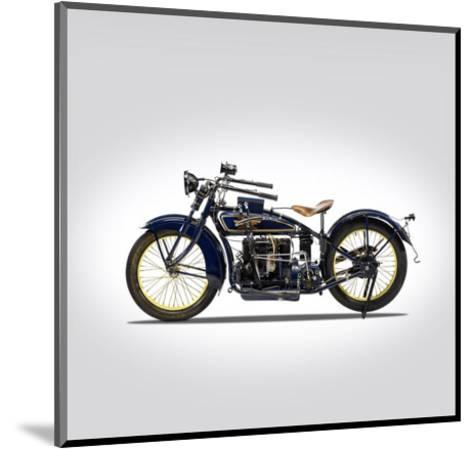 Henderson Four 1925-Mark Rogan-Mounted Giclee Print