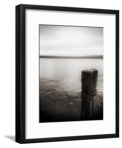 USA, Seattle, view from Alki b-Savanah Plank-Framed Art Print