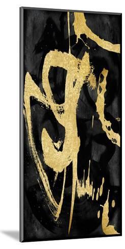 Rambunctious II-Jordan Davila-Mounted Giclee Print