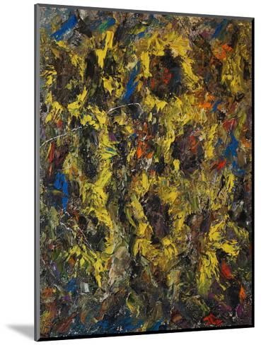 Sunflowers-Joseph Marshal Foster-Mounted Giclee Print