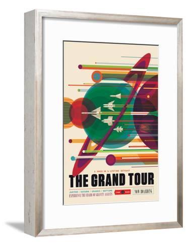 Grand_Tour--Framed Art Print