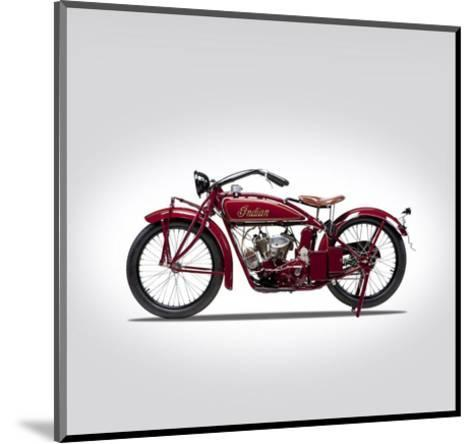 Indian Scout 1924-Mark Rogan-Mounted Giclee Print