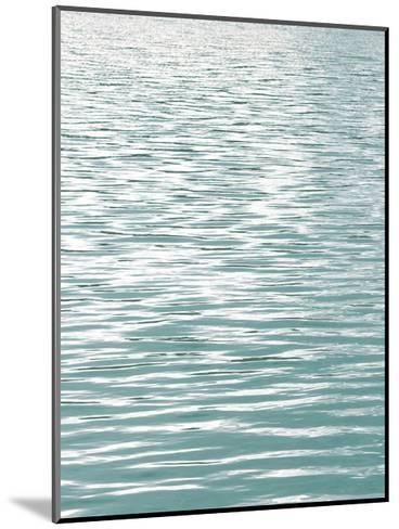 Ocean Current Aqua I-Maggie Olsen-Mounted Giclee Print
