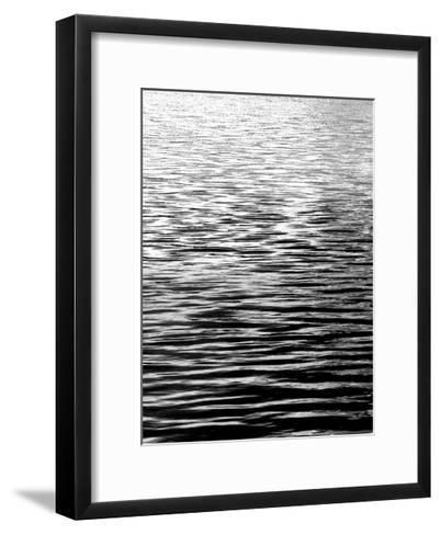 Ocean Current BW I-Maggie Olsen-Framed Art Print