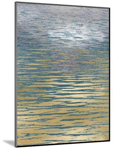 Ocean Current Reflection II-Maggie Olsen-Mounted Giclee Print