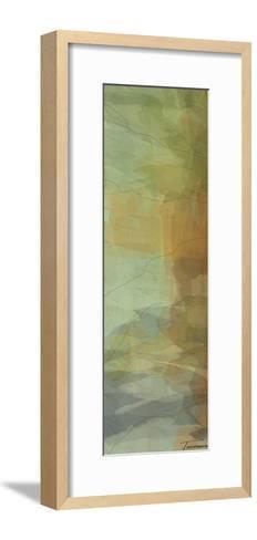 Passages Tryptic Left-Michael Tienhaara-Framed Art Print