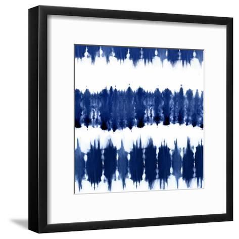 Shibori VI-Ellie Roberts-Framed Art Print