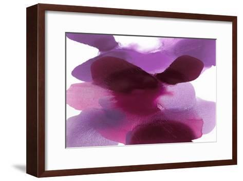 Magenta Drift-Hannah Carlson-Framed Art Print