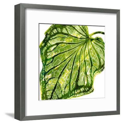 Tropical Palm III-Melonie Miller-Framed Art Print