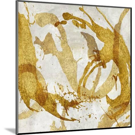 Jubilant II-Jordan Davila-Mounted Giclee Print
