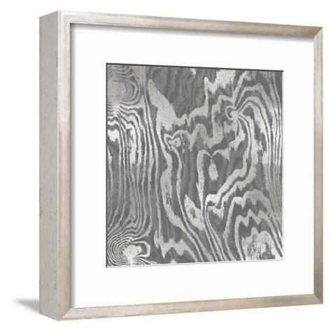 Silver Variations II-Danielle Carson-Framed Art Print