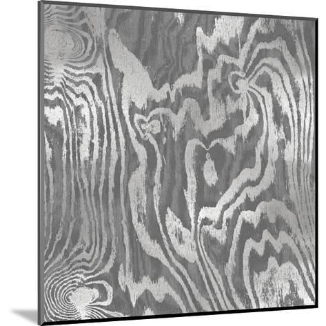 Silver Variations II-Danielle Carson-Mounted Giclee Print
