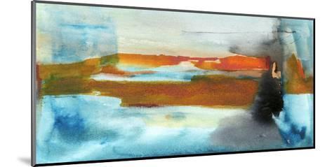 Fracas-Michelle Oppenheimer-Mounted Giclee Print