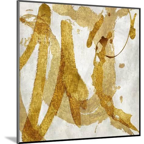 Jubilant IV-Jordan Davila-Mounted Giclee Print