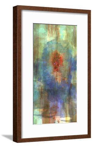 Tryptic Visions Center-Michael Tienhaara-Framed Art Print