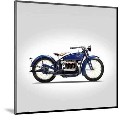 Ace Four 1925-Mark Rogan-Mounted Giclee Print