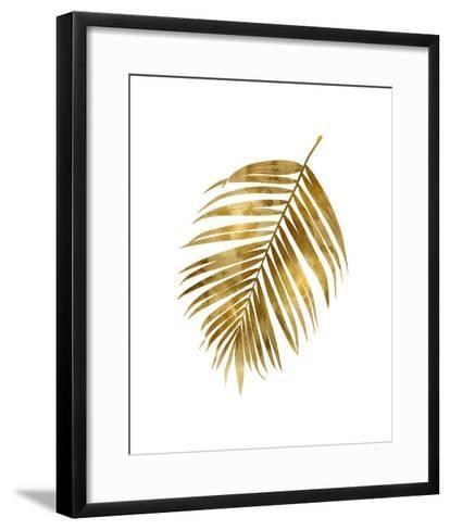 Gold Palm I-Melonie Miller-Framed Art Print