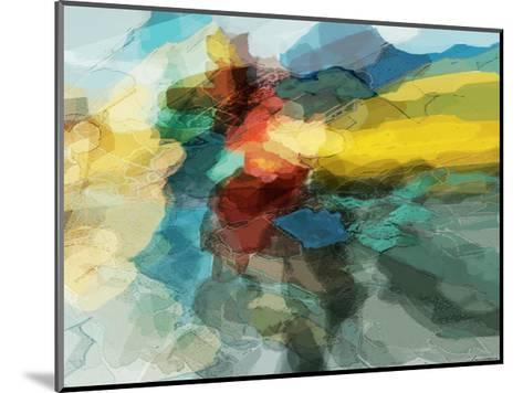 Shapes I-Michael Tienhaara-Mounted Giclee Print