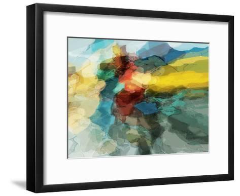 Shapes I-Michael Tienhaara-Framed Art Print