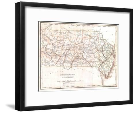 Pennsylvania-Dan Sproul-Framed Art Print