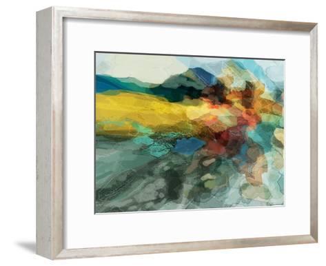 Shapes II-Michael Tienhaara-Framed Art Print