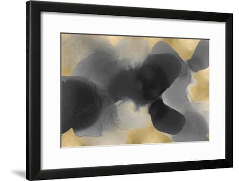 Drift on Gold-Hannah Carlson-Framed Art Print