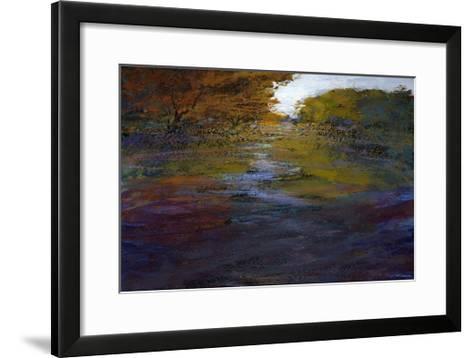 Serene Journey II-Michael Tienhaara-Framed Art Print