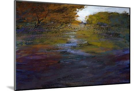 Serene Journey II-Michael Tienhaara-Mounted Giclee Print