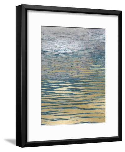 Ocean Current Reflection I-Maggie Olsen-Framed Art Print
