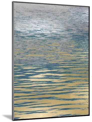 Ocean Current Reflection I-Maggie Olsen-Mounted Giclee Print