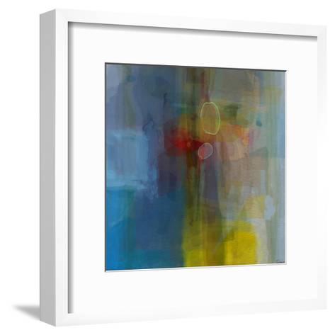 Galactic II-Michael Tienhaara-Framed Art Print