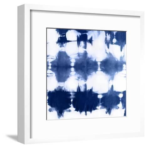 Shibori IV-Ellie Roberts-Framed Art Print