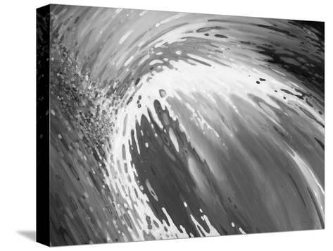 Sweeping Wave-Margaret Juul-Stretched Canvas Print