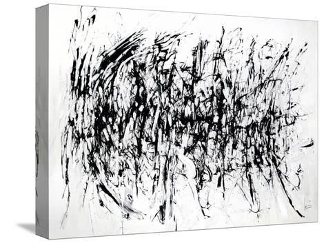 Tattered by the Wind-Gizara-Stretched Canvas Print