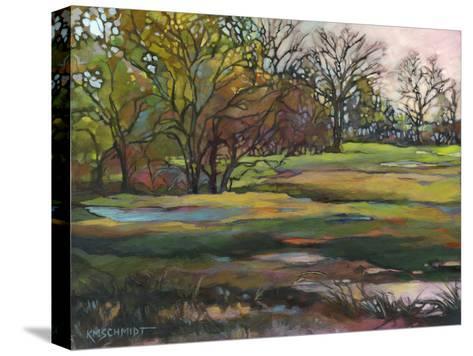 Threshold-Karen Mathison Schmidt-Stretched Canvas Print