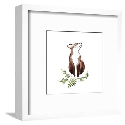 Fox's Delight--Framed Art Print