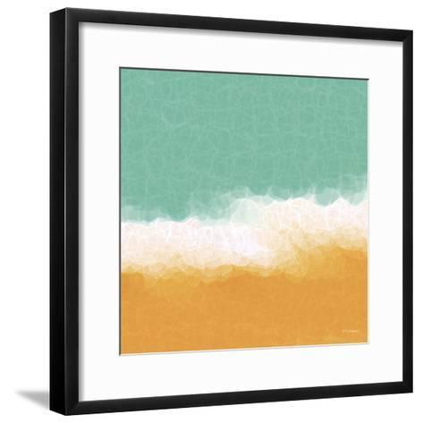 Shoreline I--Framed Art Print