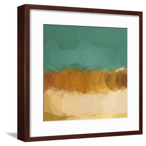 Shoreline III--Framed Art Print