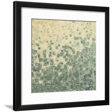 Converge--Framed Art Print