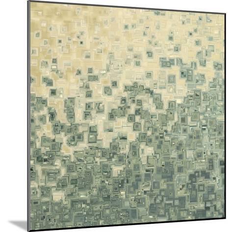 Converge--Mounted Giclee Print