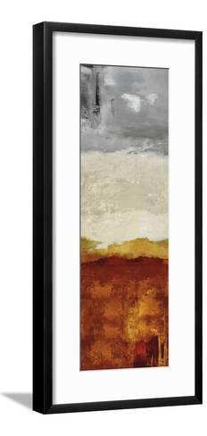 Strata - Utah--Framed Art Print