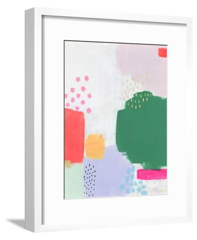 Dots and Colours - Dapple--Framed Art Print