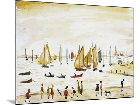Yachts, 1959--Mounted Art Print