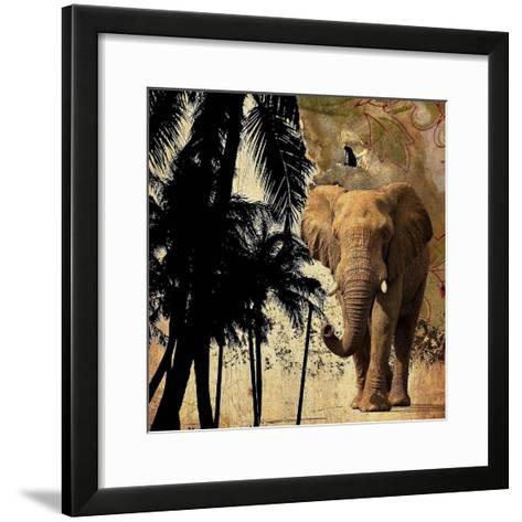 Mighty Elephant 2-GraphINC-Framed Art Print