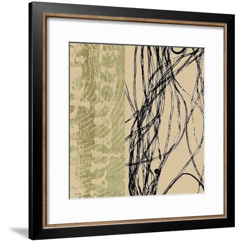 Fibers 2-GraphINC-Framed Art Print